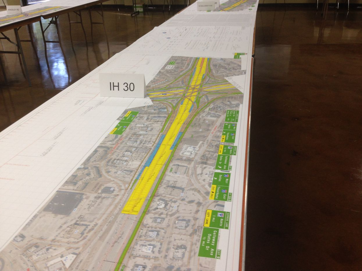 Design schematics for the Interstate 635 East project are available at www.keepitmovingdallas.com