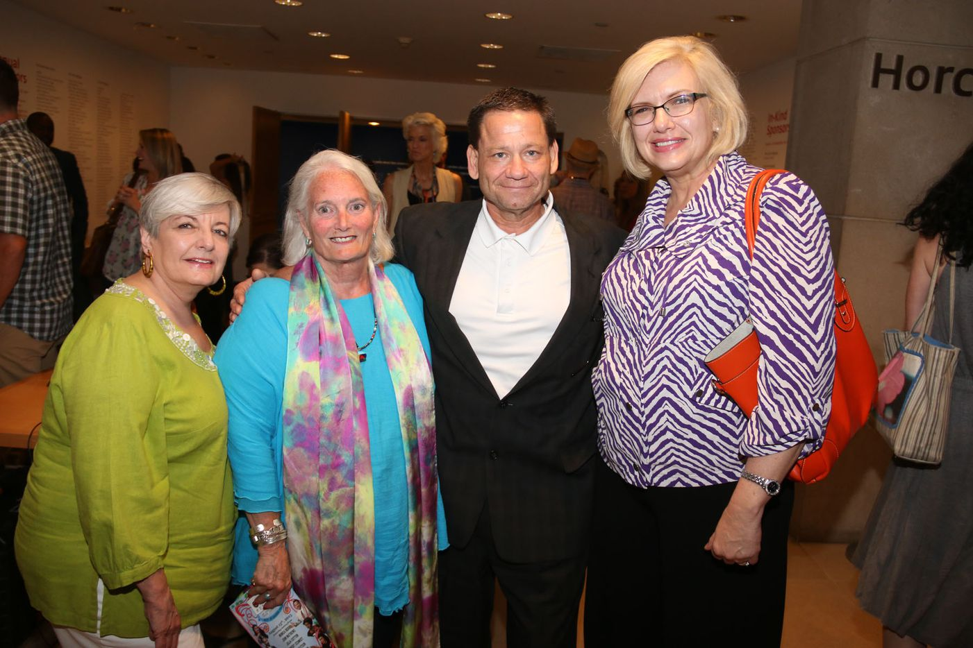 John Mathews performed in  the best of season four at the Dallas Museum of Art on August 15, 2015