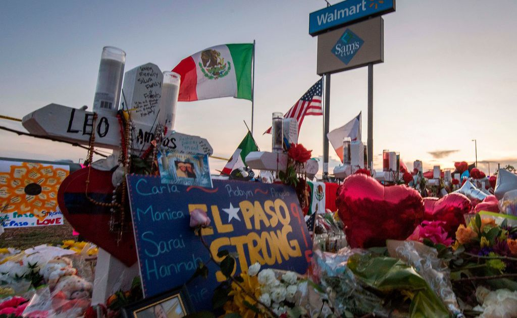 Report: El Paso shooting suspect said he got his gun from Romania, ammo from Russia