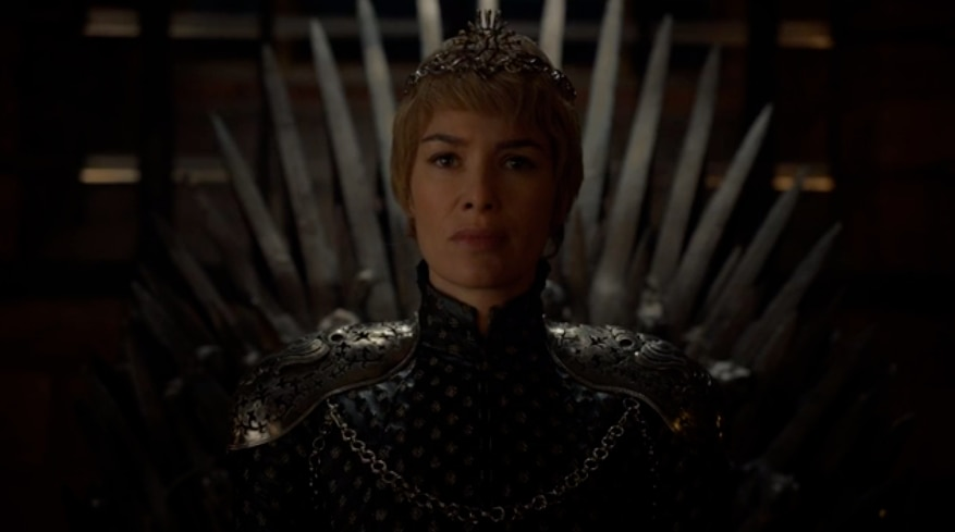 The reign of the Mad Queen has begun.