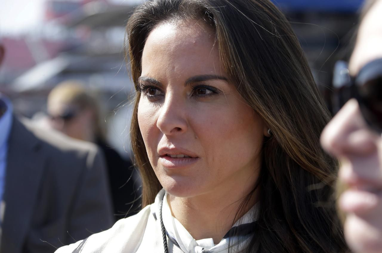 Abogado de actriz afirma que PGR solo quiere show mediático (AP/REED SAXON)