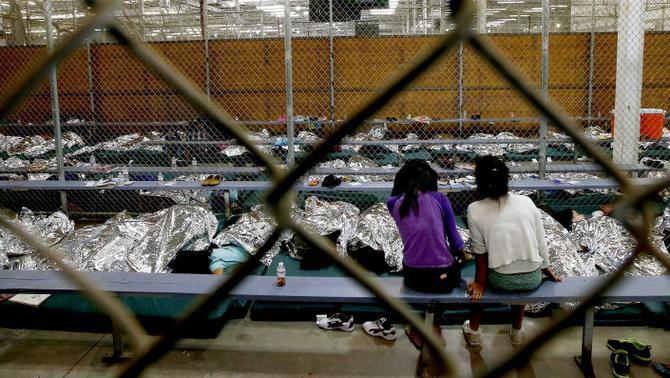 El programa de refugio para niños centroamericanos busca evitar una nueva ola de niños indocumentados que llegan a la frontera. (AP/ROSS D. FRANKLIN)