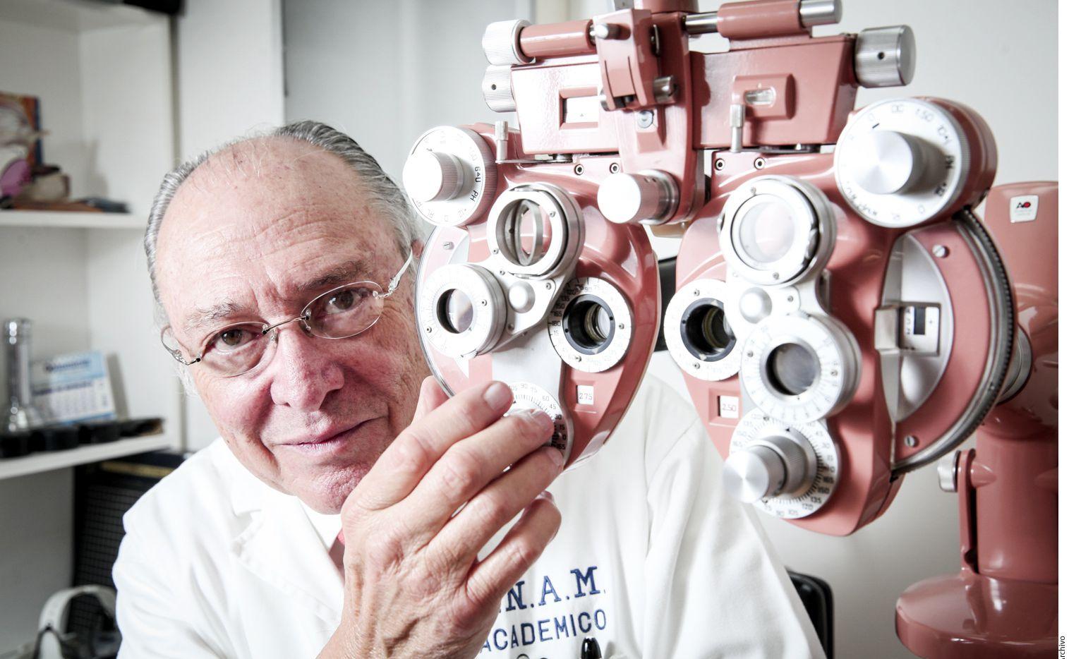 La mayor parte de las enfermedades que provocan discapacidad visual o ceguera se pueden prevenir o tratar fácilmente, por ello se recomienda que se acuda al oftalmólogo para un chequeo general mínimo una vez al año. (AGENCIA REFORMA)