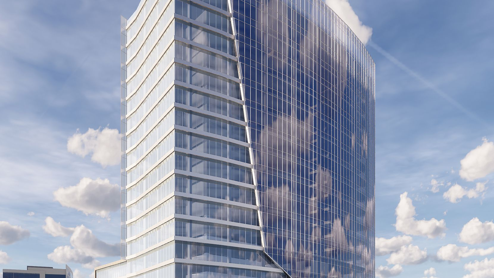 Granite Properties new Plano office tower will be 18 stories.