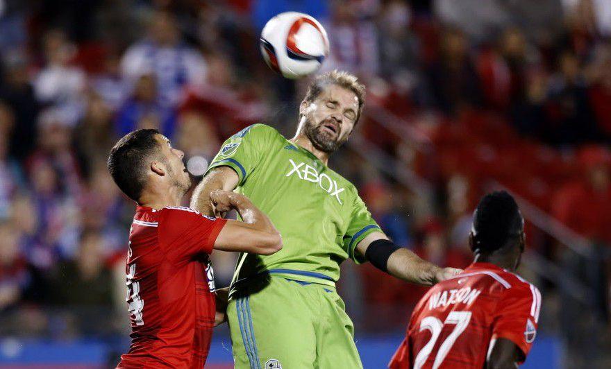 FC Dallas y Seattle se enfrentaron por segundo año al hilo en semifinales del Oeste.
