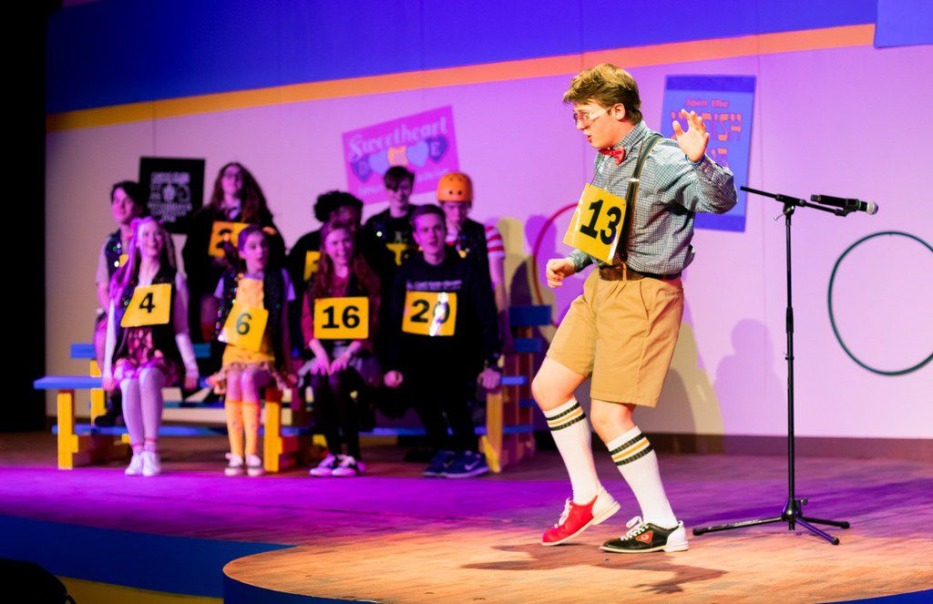 Fort Worth Academy of Fine Arts   25th Annual Putnam County Spelling Bee is a nominee in the Dallas Summer Musicals High School Musical Theater Awards for 2019.