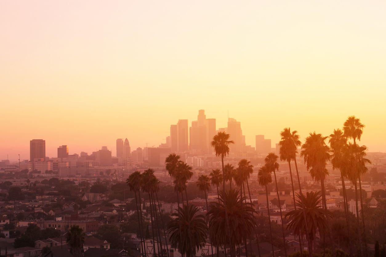 Los actores, cantantes, directores de cine, productores: la crema y nata de Hollywood se hospeda en el hotel de Los Ángeles, California. (iSTOCK)