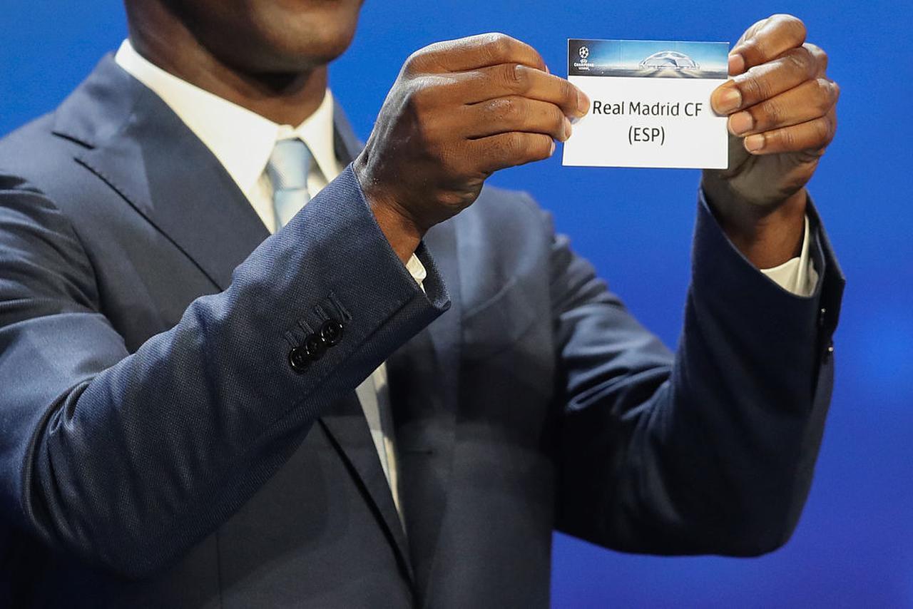 El Real Madrid fue emparejado con el Sporting de Lisboa en la fase de grupos de la Champions. (AFP/GETTY IMAGES/VALERY HACHE)