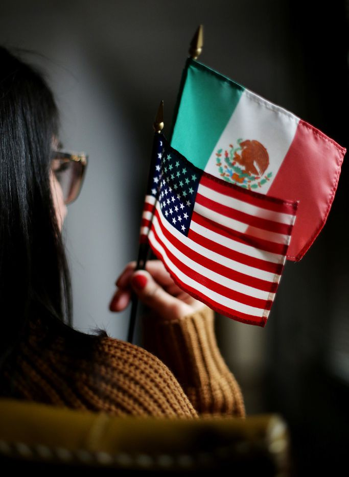Diana (last name withheld) is a recipient of Deferred Action for Childhood Arrivals or DACA. She arrived in the United States from Acapulco, Guerrero, Mexico at the age of 10.