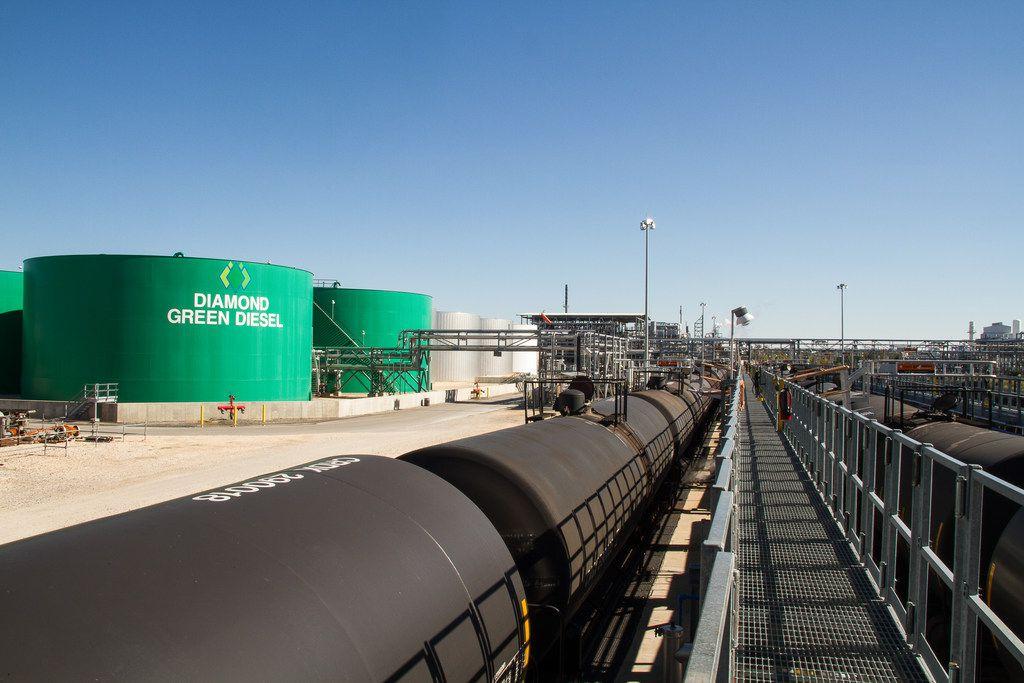 Diamond Green Diesel is a joint venture between Irving-based Darling Ingredients Inc. and Valero Energy Corp.