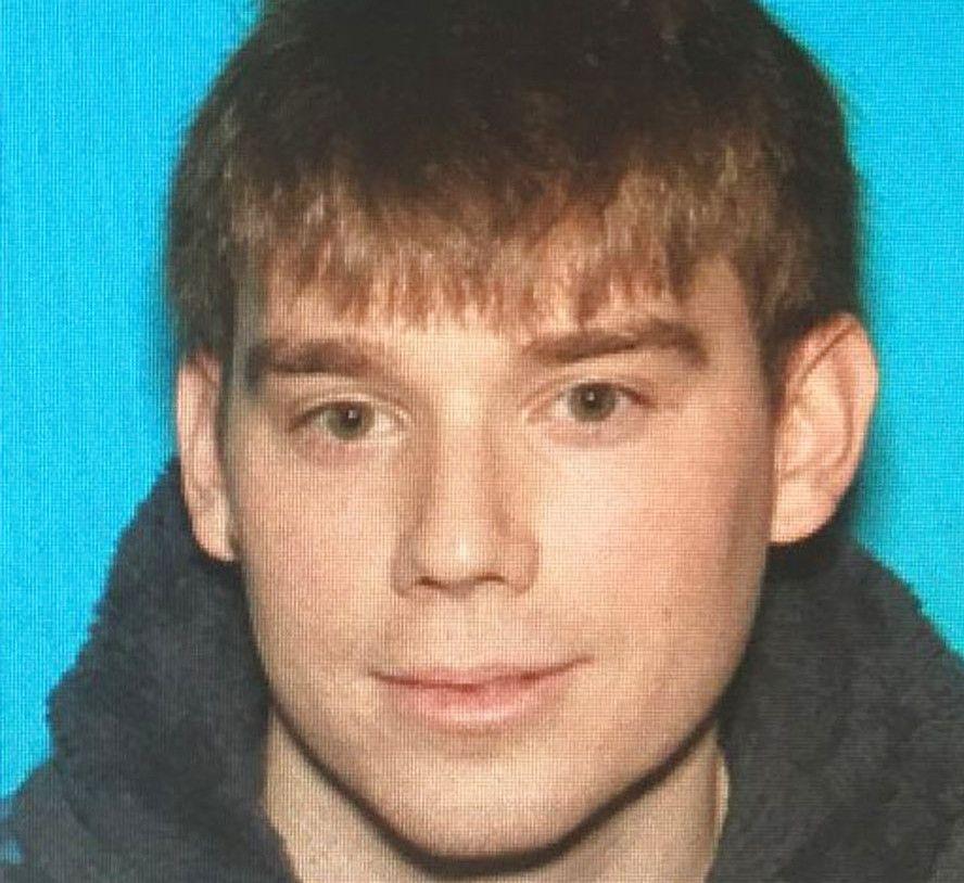 Travis Reinking fue detenido./AP