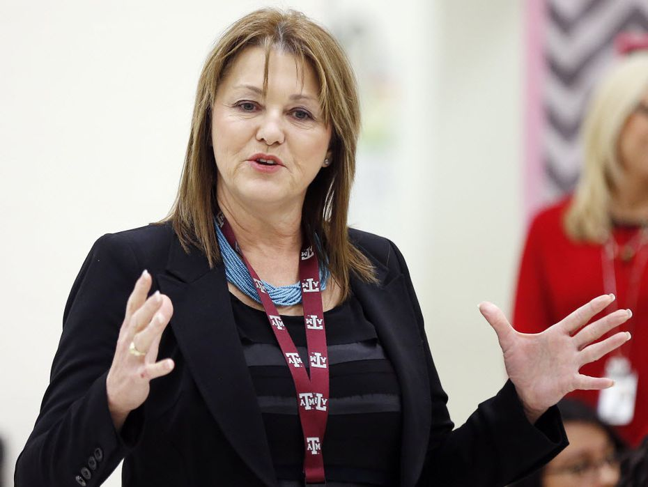 Grand Prairie ISD superintendent Susan Simpson Hull is the highest paid school leader in the state and has been widely praised for improving the district's reputation since she joined the district 10 years ago.