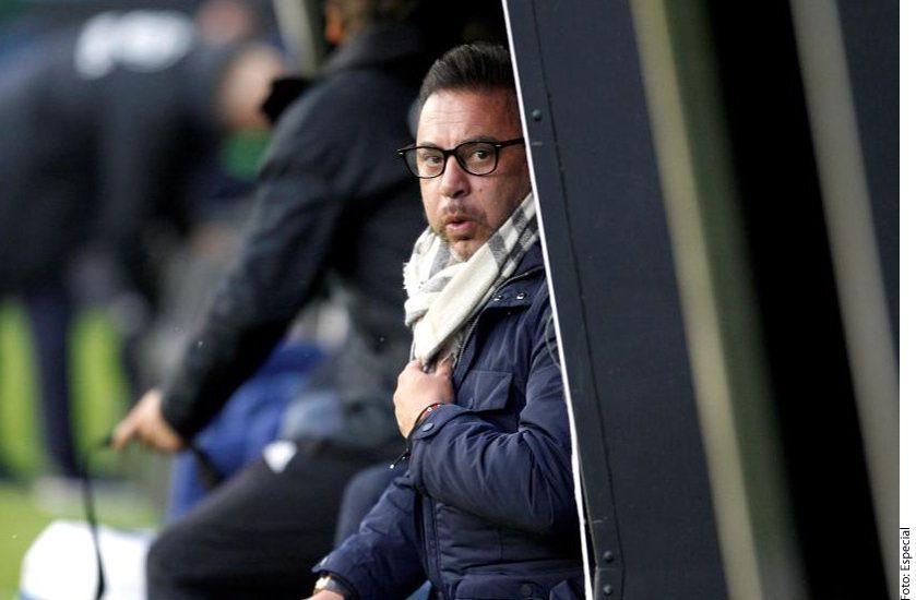 Celta cortó a Antonio Mohamed como director técnico. Foto Agencia Reforma