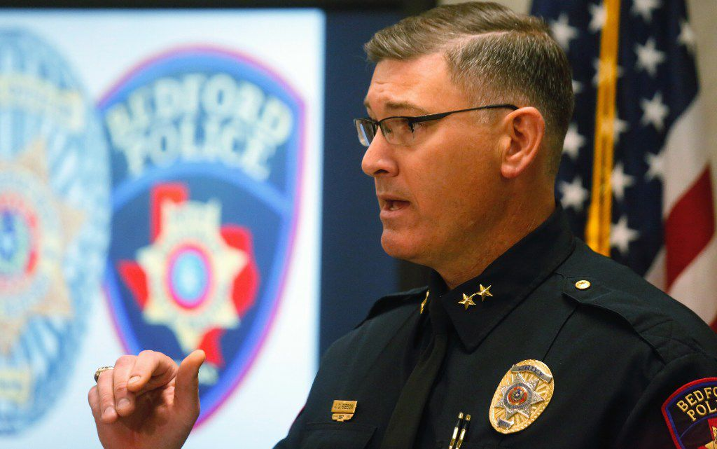 Bedford Police Chief Jeff Gibson said Kaytlynn Cargill's disappearance did not merit an Amber Alert before she was found dead in the Arlington landfill Wednesday.