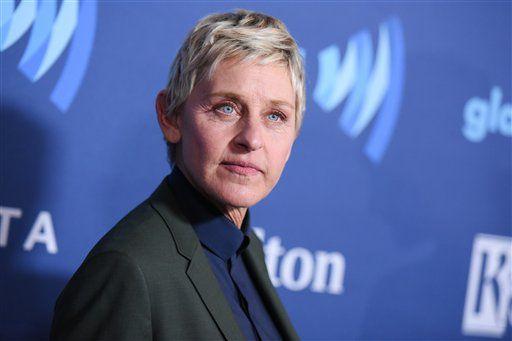 """Una agente de bienes raíces demandó a Warner Bros. por un episodio de """"The Ellen DeGeneres Show"""" en el que la comediante pronunció mal su nombre para hacer un chiste sobre senos./AP"""