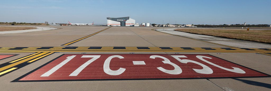 DFW International Airport announced Monday that improvements will be made to Runway 17-C thanks to a $52 million grant from the FAA.