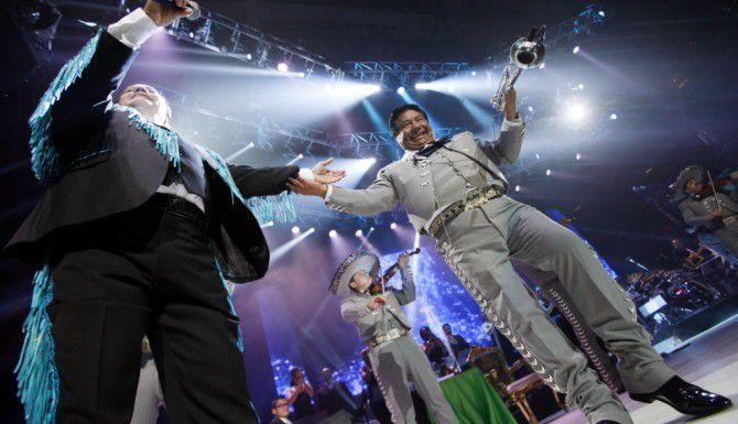 Juan Gabriel en Dallas/ FOTO ESPECIAL PARA Al día