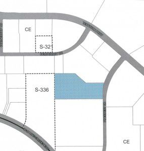 The datacenter will be on Pinecrest Drive south of Tennyson. (City of Plano)