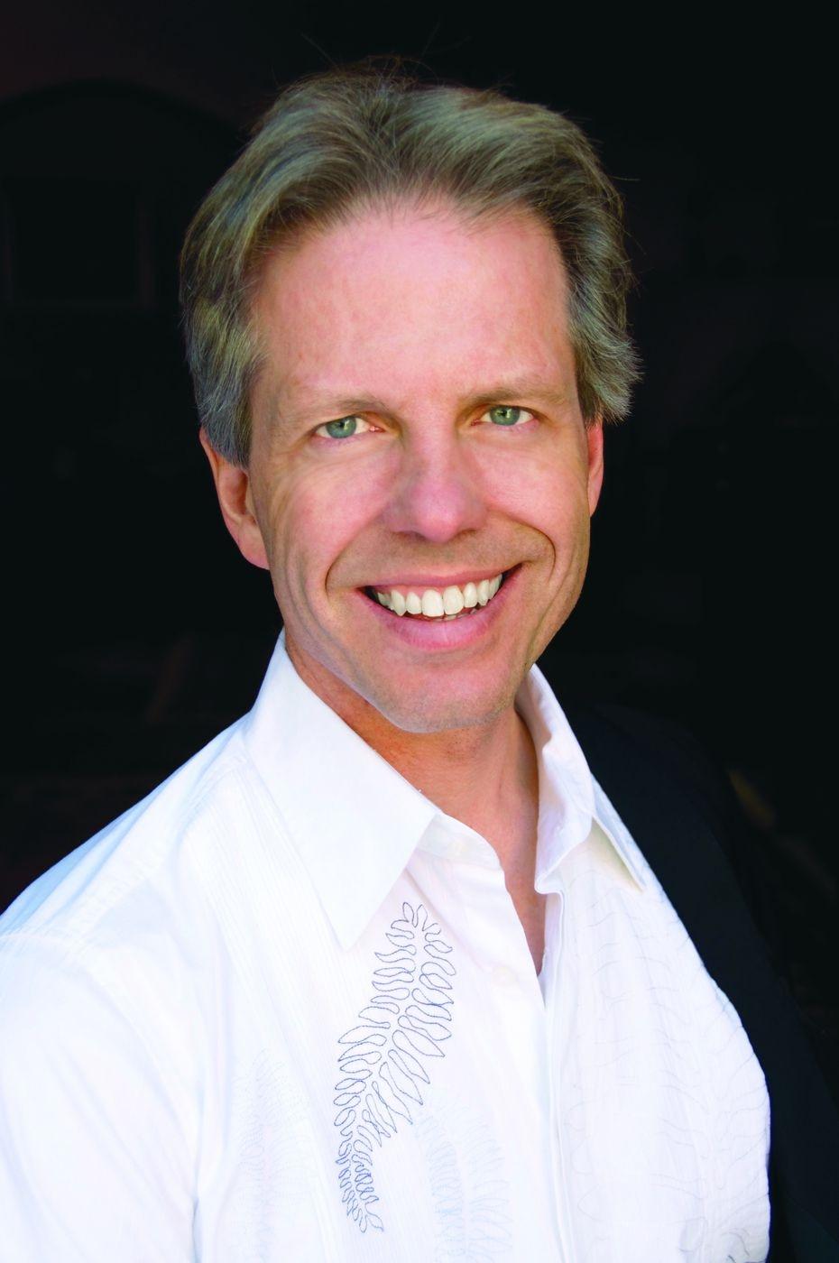 Joe Illick, newly named artistic director of Fort Worth Opera (Jackie Mathey)