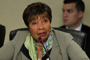 Rep. Eddie Bernice Johnson, D-Dallas, is ranking member of the House Science Committee.