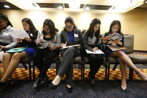 Estudiantes de secundaria podrán participar en el Aspen Challenge de DISD. Foto: NATHAN HUNSINGER/DMN
