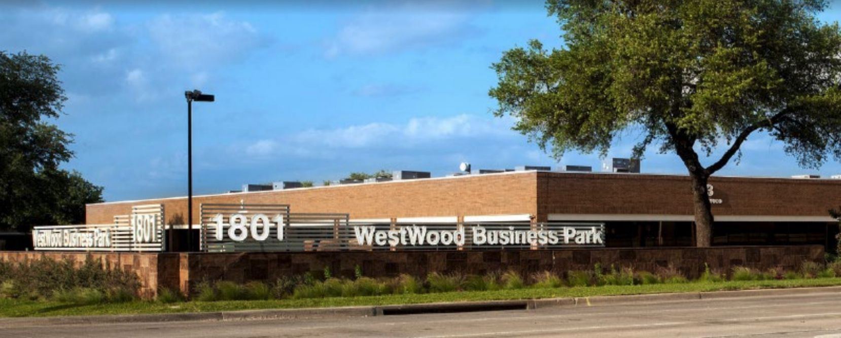 Finial Group bought the WestWood Business Park in Farmers Branch.