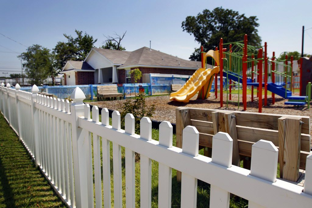The Dolphin Heights neighborhood of Dallas, southeast of Fair Park, has undergone many renovations in the last few years.