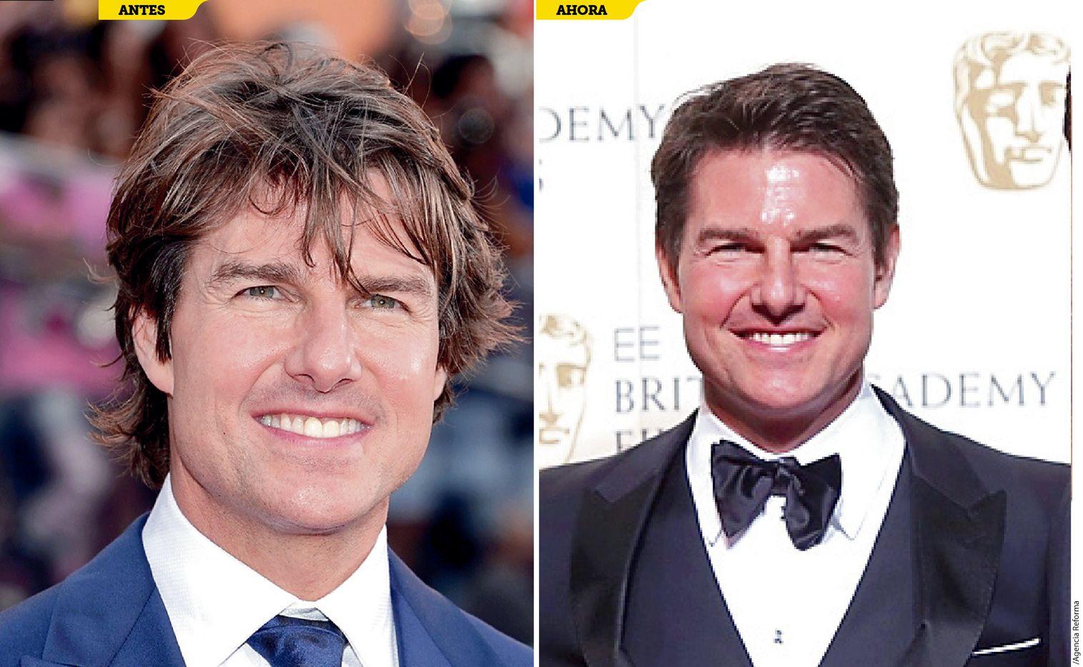 Tom Cruise acudió a la entrega de premios para entregar el galardón a Mejor Película al director mexicano Alejandro González Iñárritu./AGENCIA REFORMA