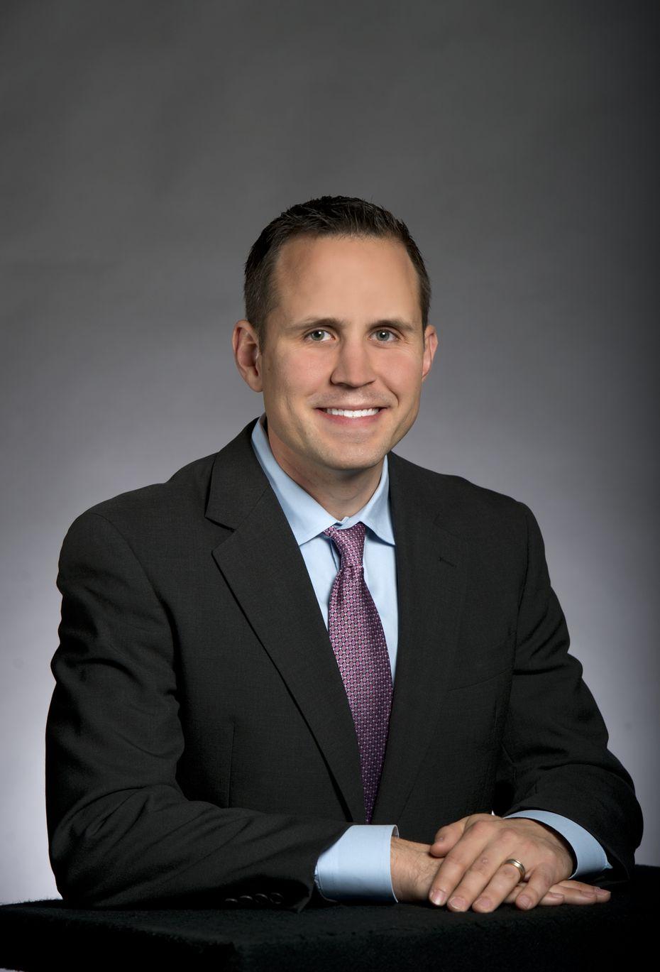 University of North Texas professor Andrew Torget