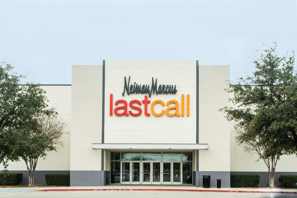 Neiman Marcus Last Call store at Grapevine Mills. It's one of five Last Call stores getting a new women's plus size department on Saturday, Feb. 18, 2017. The others are Sugarloaf Mills in Lawrenceville, Georgia; Great Lakes Crossing Outlets in Auburn Hills, Michigan, Arundel Mills in Hanover, Maryland and Miromar Outlets in Estero, Florida.