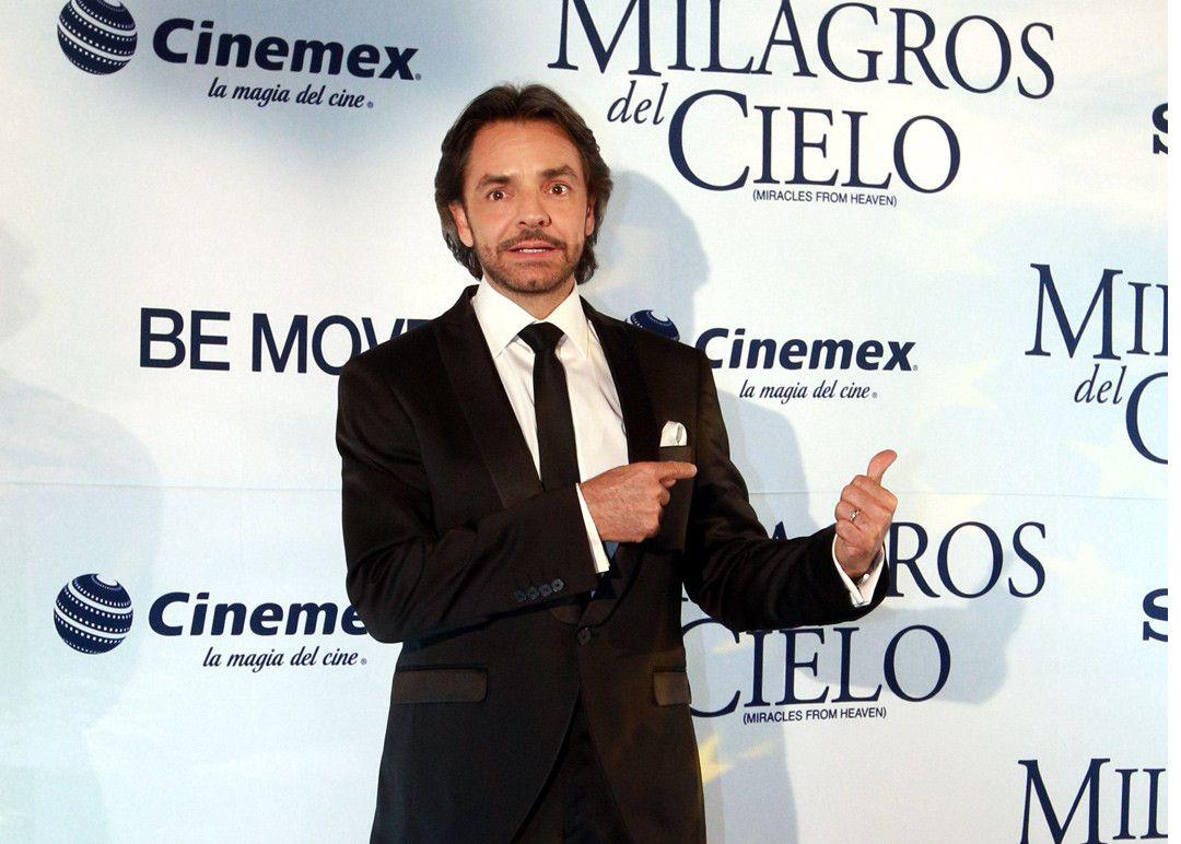 Además de actuar en la película Overboard, con Ana Faris, Eugenio Derbez figurará también como uno de los productores de la cinta./AGENCIA REFORMA