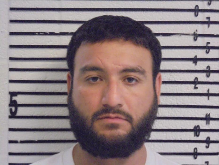 John Adrian Esparza (Marshall County Sheriff's Department)