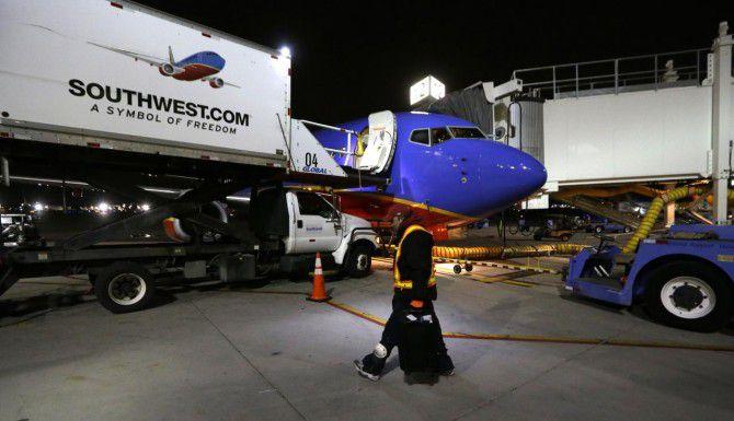 Southwest Airlines continúa su campaña de expansión, habiendo anunciado esta semana ocho nuevos vuelos del aeropuerto Love Field de Dallas. (AP/LM OTERO)