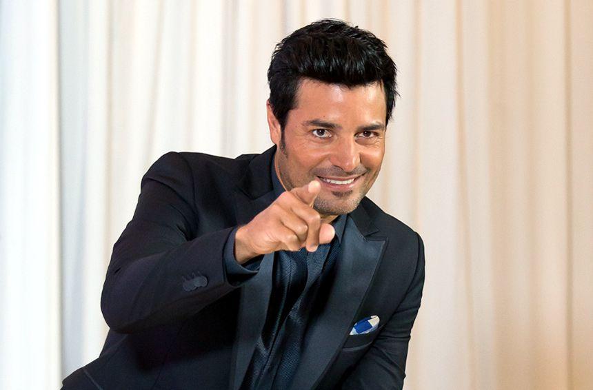 El cantante Chayanne dijo que siente admiración y aprecio por Luis Miguel con quien convivió desde que eran pequeños./AGENCIA REFORMA