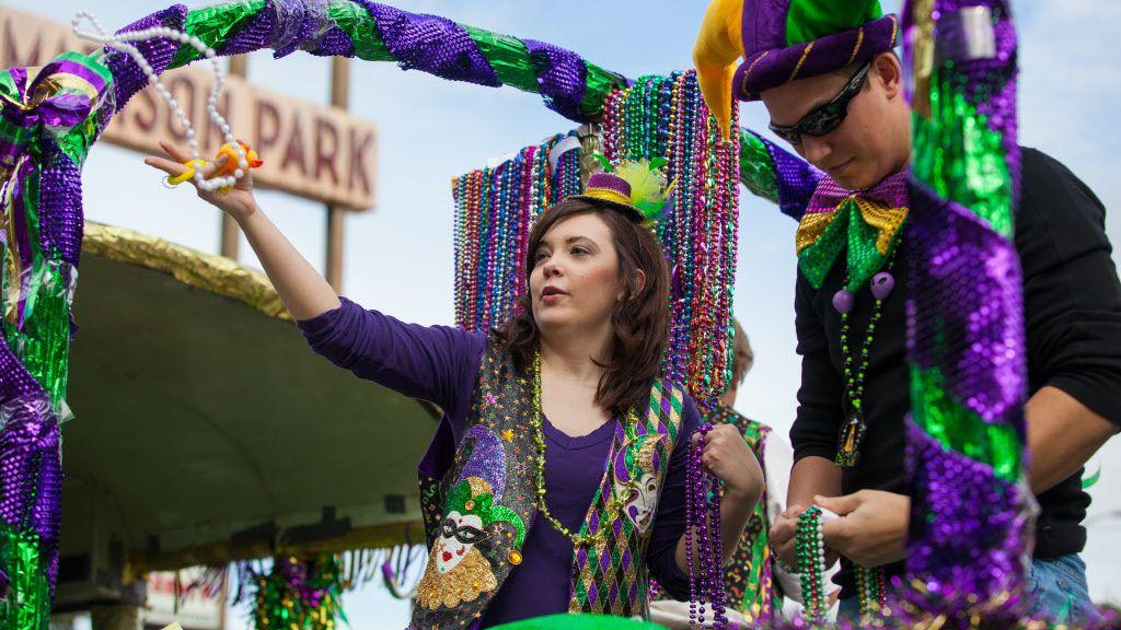 Festival de Mardi Gras es este domingo en Oak Cliff.