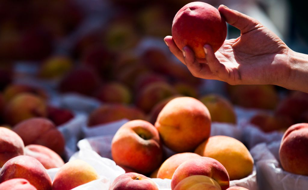 Dreaming of peach cobbler? Check out this farm store and orchard 45 minutes from Dallas