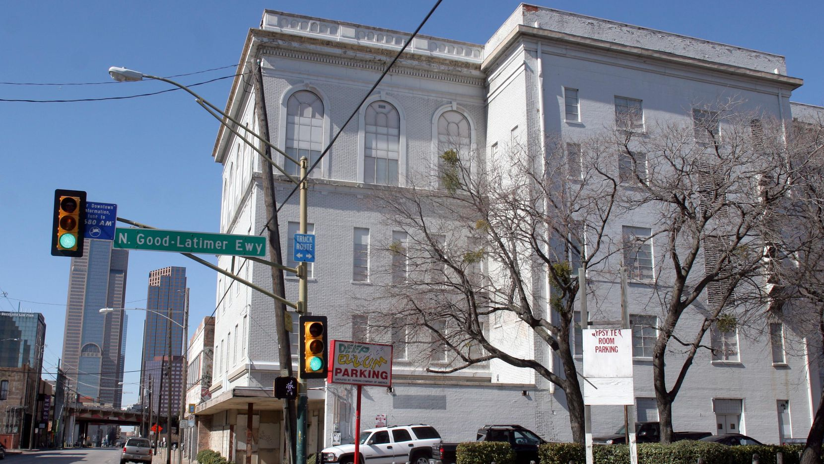 The historic former Knights of Pythias building on Elm Street is being converted into a luxury hotel.