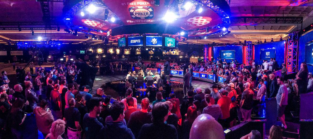 More than 100,000 poker players are expected to participate in this year's World Series of Poker tournament.