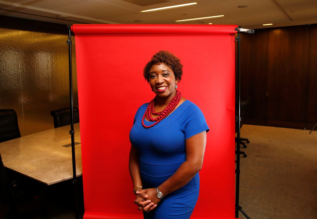 Shonn Brown is a lawyer representing Fortune 500 companies in court, a mentor during lunch breaks and a volunteer on the weekends. But above everything she's a mother, sister, friend, daughter and a wife.