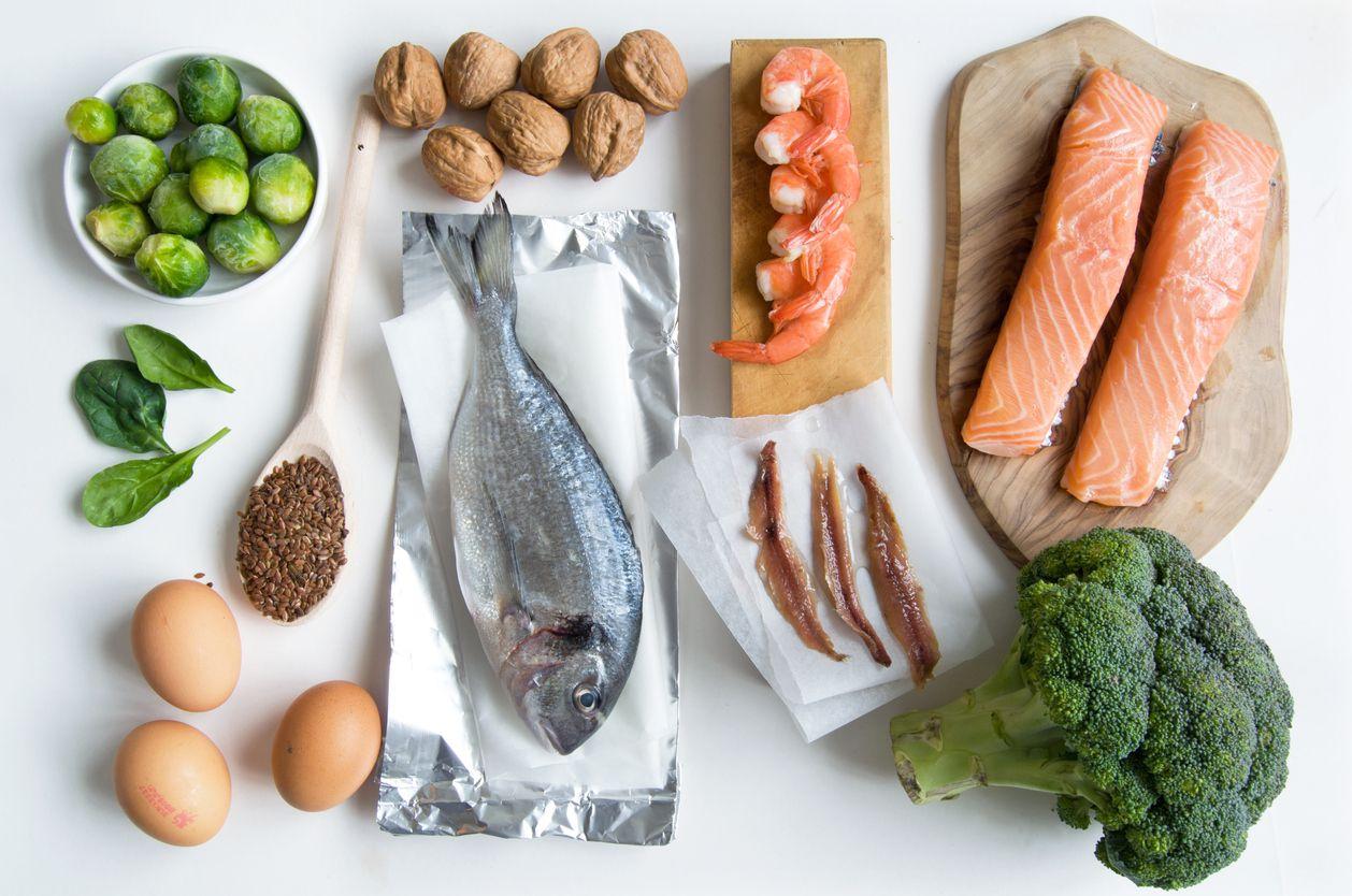 Alimentos rico en Omega-3