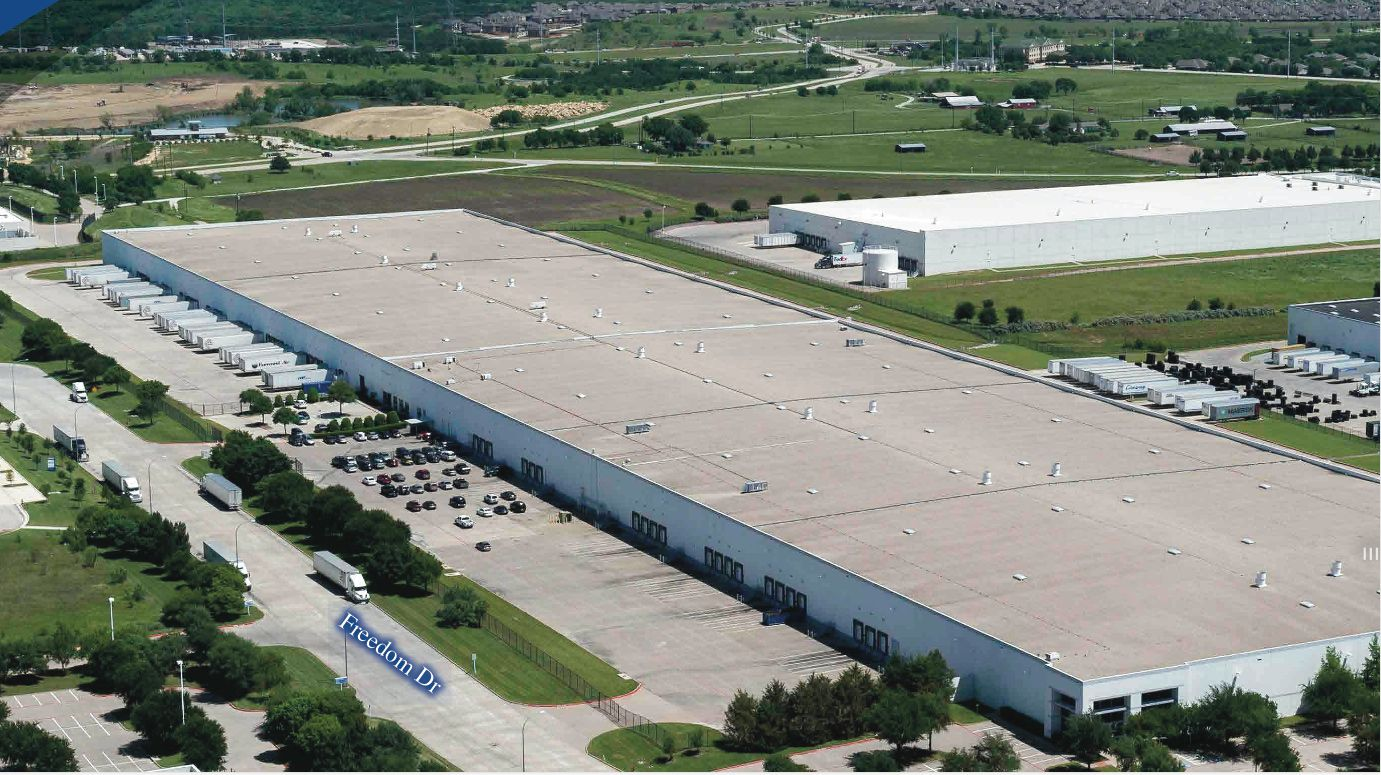 National Tire Distributors is locating a regional warehouse in the AllianceTexas development north of Fort Worth.