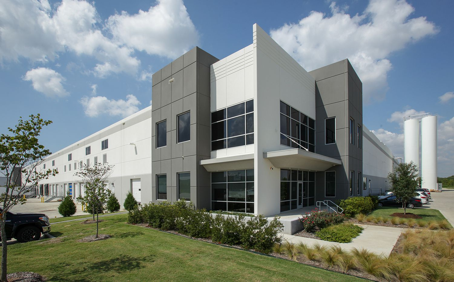 A building in Dallas' Mountain Creek industrial park is included in the sale.