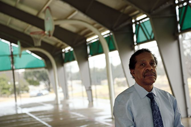 """Thomas Jefferson, president of the Hamilton Park Civic League, says the drop in reported crime feels real. """"The turnaround really started happening about six, seven, eight years ago,"""" he said. """"We started having less problems with street walkers and vagrancy. We stopped having all these drive-bys, kids acting stupid, shooting in the air and all that kind of stuff."""""""