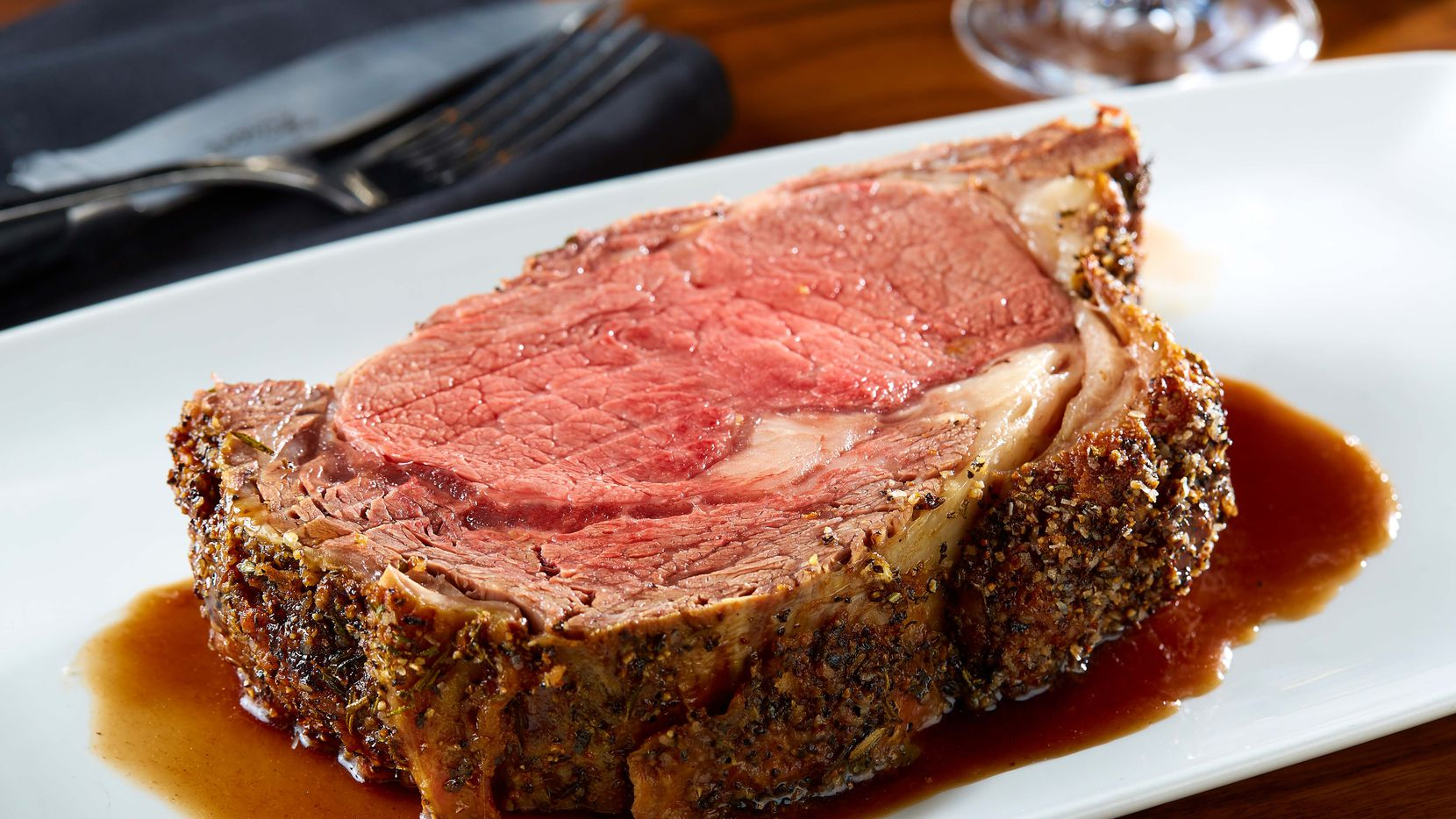 Del Frisco s Double Eagle Steak House is serving slow-roasted prime rib as well as savory hand-cut steaks all day long this Easter.