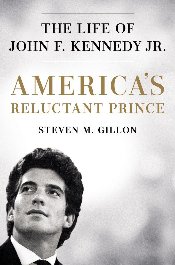 America's Reluctant Prince: The Life of John F. Kennedy Jr. is due out July 9.