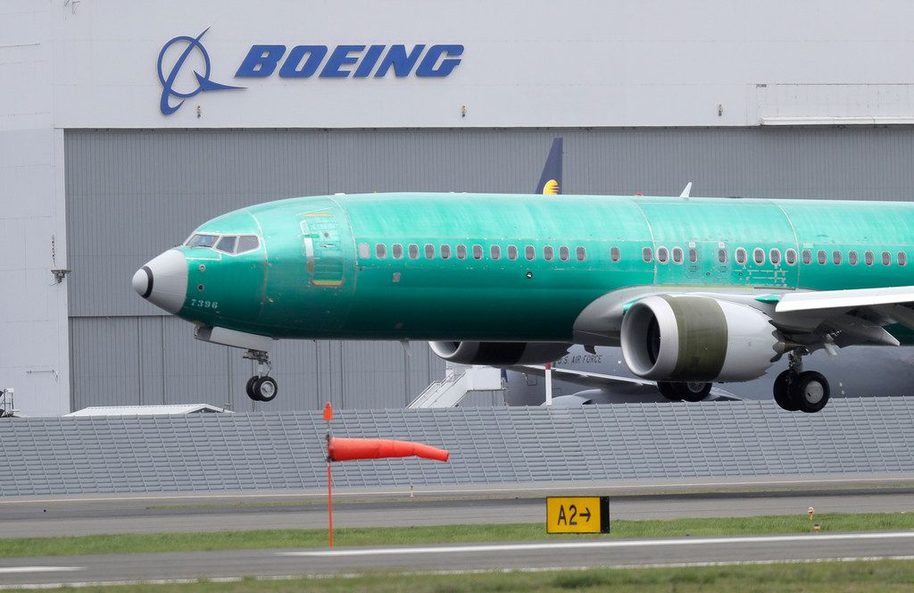 House lawmakers on Wednesday grilled top FAA officials over the Boeing 737 Max 8, the plane involved in two fatal crashes in recent months.