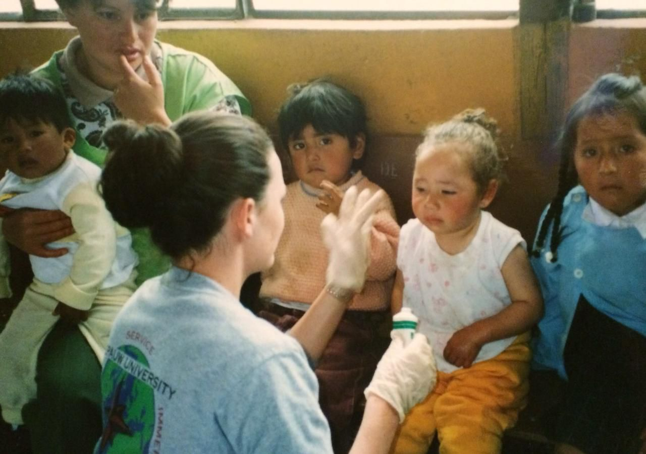 """Among Hatcher's  charity work was providing dental services to children in Ecuador. """"Kendra had a huge heart,"""" her family's statement said. """"We are very proud of all her amazing work, and it is our hope that justice will be served."""""""