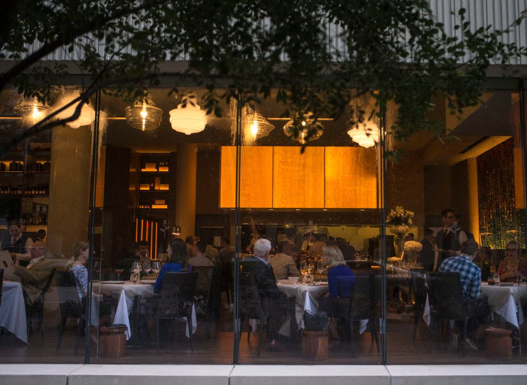 Stephan Pyles' Flora Street Cafe was the last top-rated restaurant under The Dallas Morning News' former five-star system