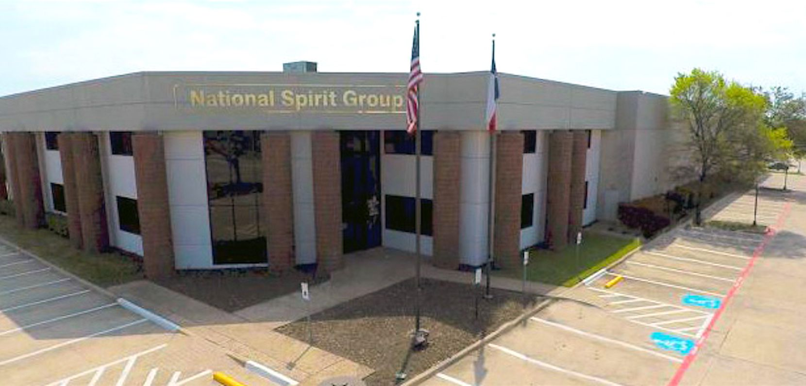 AQS Corp purchased the former National Spirit Group headquarters on Merritt Drive.