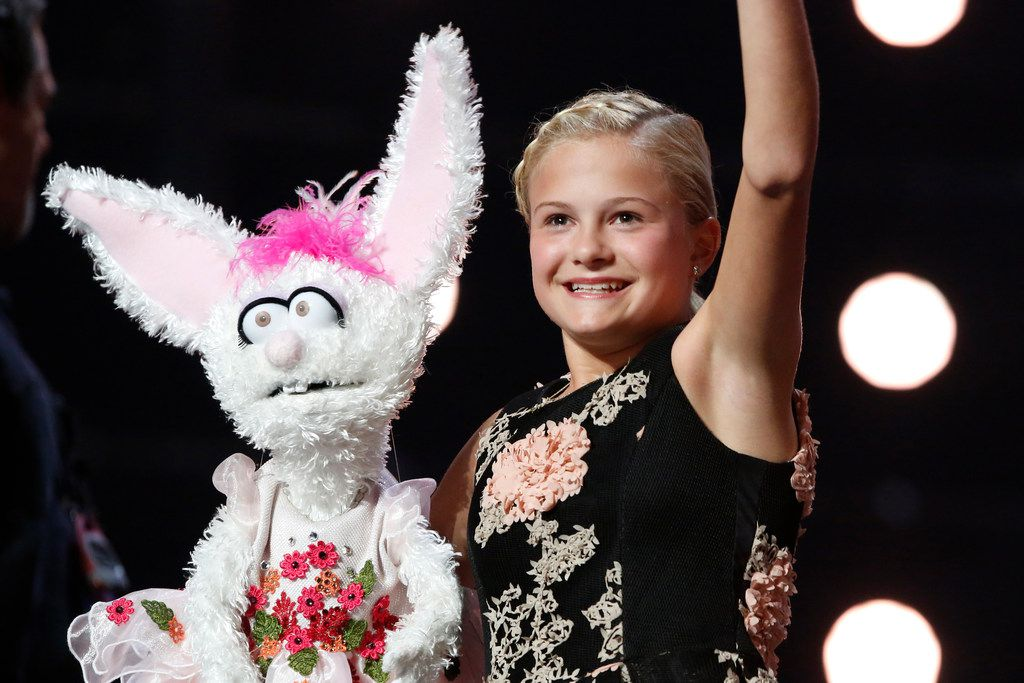 "Darci Lynne Farmer on ""America's Got Talent"" in Los Angeles: The 12-year-old girl is getting a $1 million prize and her own Las Vegas show after taking the crown on the season 12 finale of the NBC reality competition Wednesday."